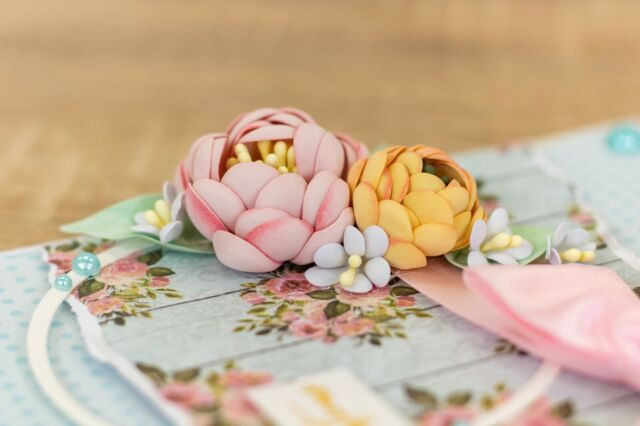 Petal Distress Tool Set Crafter/'s Companion Accessories Flower Forming