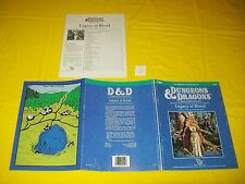 CM9 LEGACY OF BLOOD DUNGEONS & DRAGONS TSR 9210 2 COMPANION GAME ADVENTURE