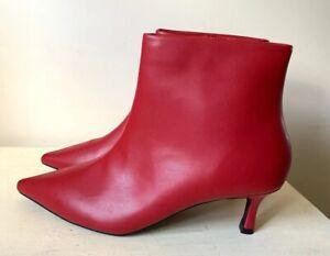 M\u0026S Ladies Boots 5.5 39 Smart Winter
