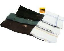 Combo of 3 pairs of full length Socks and 3 Handkerchiefs