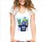 Wholesale-Fashion-Women-039-s-Casual-T-shirt-Short-Sleeve-Round-Neck-T-Shirts thumbnail 30