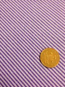 100-cotton-quilting-craft-Purple-Lilac-Diagonal-Stripe-Curiosities-benartex