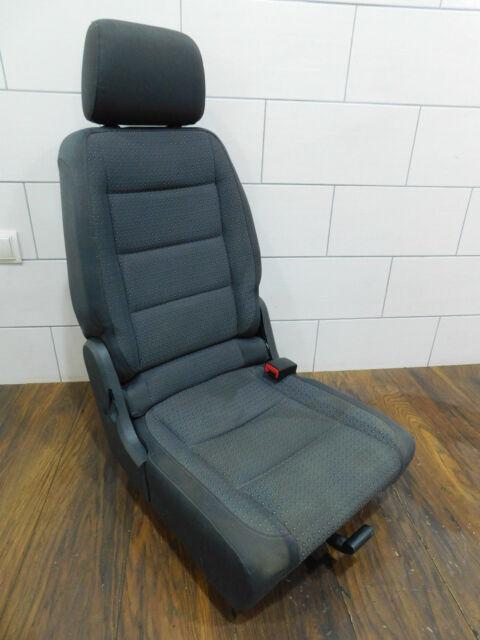VW Touran 1T Rücksitz Sitz aus Rücksitzbank Stoff hinten rechts 1T0883065D