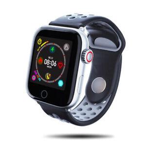Reloj-inteligente-de-Mujer-y-Hombre-Relojes-Deportivo-Multifuncion-Android-y-IOS
