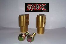 "BAR MOUNTS YAMAHA YZ125 YZ 125 2006-2013 HANDLE BAR CLAMPS 28mm HANDLEBAR 1-1/8"""