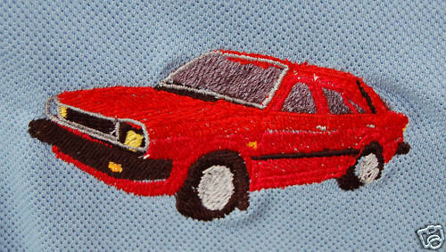 Triumph Acclaim embroidered onPolo Shirt