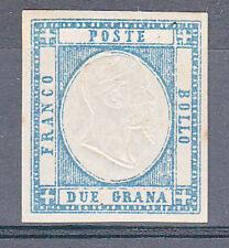 NAPOLI - 1861 - 2 grana (20) - MH