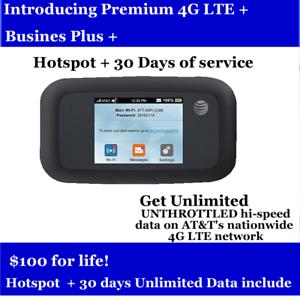 ATT-UNLIMITED-Data-Plan-4G-LTE-Include-Hotspot-100-Month