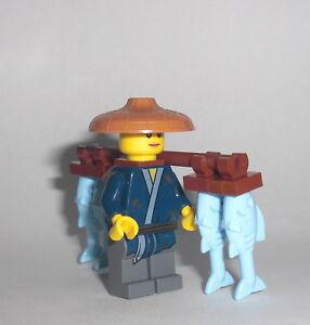 Lego Ninjago Movie Chinesin Runje mit Fisch