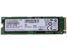 Samsung SSD 256GB Mz-FLV2560 M.2 NVMe Used OEM TPH1377