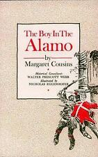 The Boy in the Alamo by Margaret Cousins (1983, Paperback, Reprint)