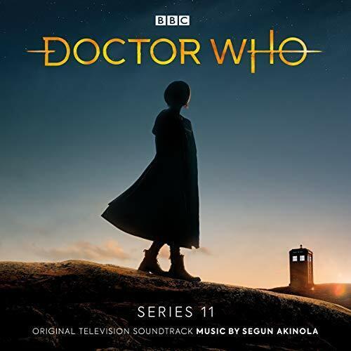 DOCTOR WHO SERIES 11 - ORIGINA - AKINOLA SEGUN [CD]