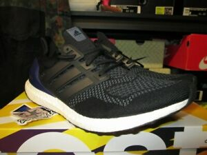 quality design d3278 1ef57 Details about NEW ADIDAS ULTRABOOST 1.0 BLACK PURPLE OG 2018 ULTRA BOOST  G28319 METALLIC GOLD