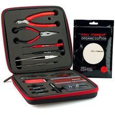 Original Coil Master DIY V2 DIY coiling set tool kit cotton coil RDA coiler jig