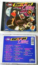 MUSIKLADEN EUROTOPS OLDIES Lords, Dave Davis, Graham Bonney,... Polyphon CD