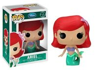 The Little Mermaid Disney Ariel Funko Pop Licensed Vinyl Figure