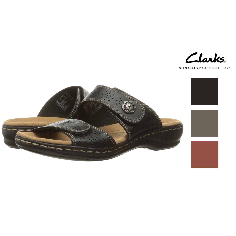 Pick SZColor. Clarks CLARKS Womens Leisa Lacole Slide