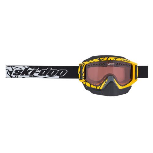 Ski-Doo Holeshot da Óculos por Scott-Amarelo