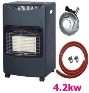 Heat 2kw Radiant Mobile Gas Heater