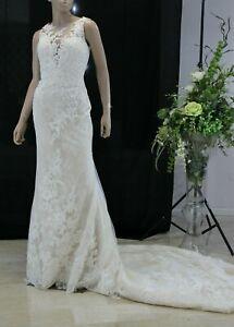 Vestiti Da Sposa Taglia 46.Abito Da Sposa Pronovias Erma Wedding Dress Bridal Matrimonio