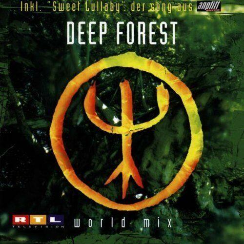 Deep Forest [CD] World mix (1992/94)