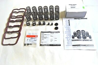 60# Upgraded High RPM Valve Springs Stems w//Tork Tool 89-98 DCEC Cummins 5.9 12V
