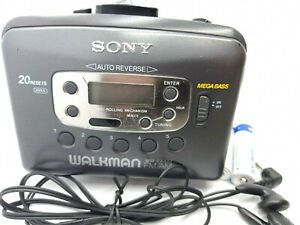 Sony-WALKMAN-WM-FX423-AM-Sintonizzatore-FM-radio-personale-portatile-lettore-di-cassette-tape