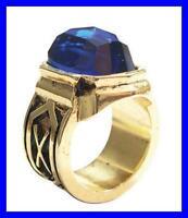 RING OF DWARFES Gimli LOTR Lord Rings OFFICIAL Certificate VELVET BAG Hobbit NEW