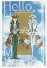 Pokemon Black and White YAOI Doujinshi '' Hello How are you? Mr. World '' Nobori
