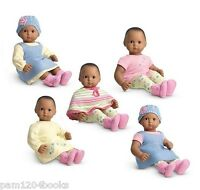 American Girl Bitty Baby Mix & Match Outfits Retired Dolls Not Includ Twins