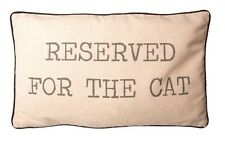 RESERVED FOR THE CAT CUSHION & COVER SASS AND BELLE ANIMAL PET GIFT VINTAGE
