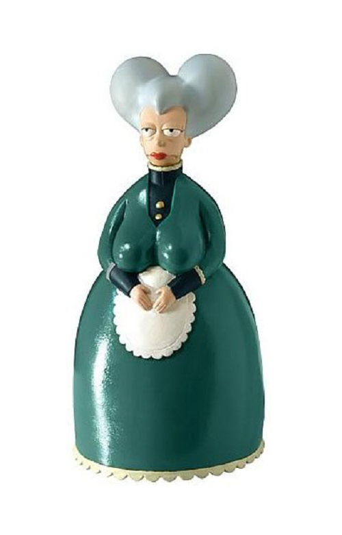 Futurama Series 8 Mom Figure By Toynami
