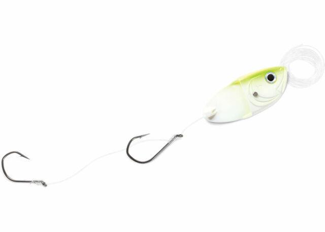 Steelhead /& Walleye Bait Fishing Luhr-Jensen Cut Bait Teaser Head 2pk Salmon