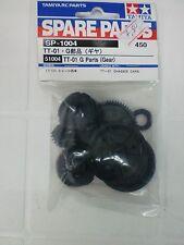 TAMIYA 1/10 - HOP-UP TT-01 G PARTS GEAR  - ART. 51004