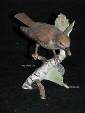+*A010549_04 Goebel Archiv Muster Vogel auf Birke Vogelart? TMK5 Plombe matt