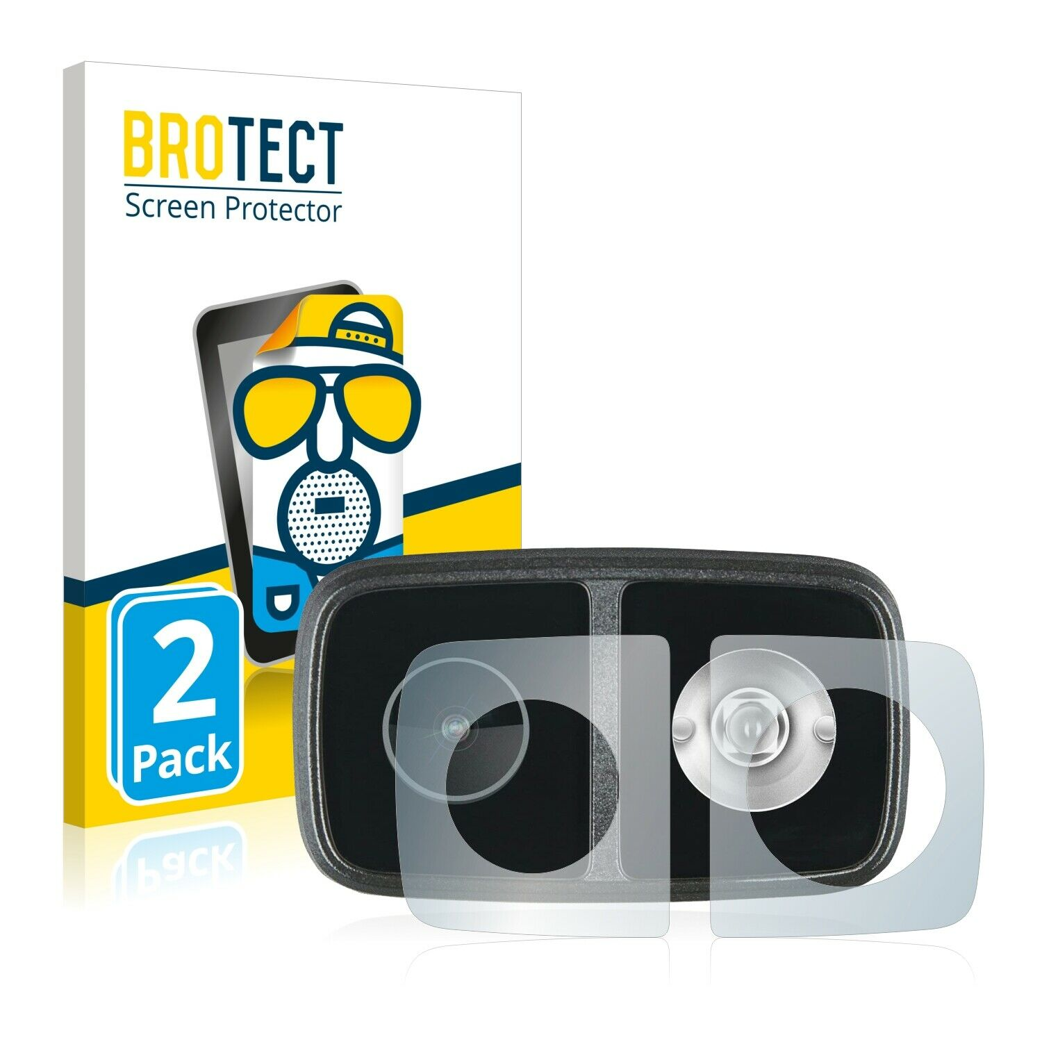 Anti Glare Screen Protector for Cycliq Fly12 CE Matte Protection Film 2x