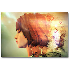 Life is strange Hot Game Art Silk Canvas Poster 13x18 24x32 inch