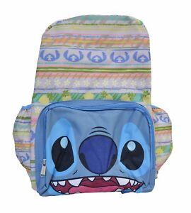 aa6490ad9ae La foto se está cargando Lilo-amp-Stitch -Mochila-pelicula-de-Disney-proyecto-