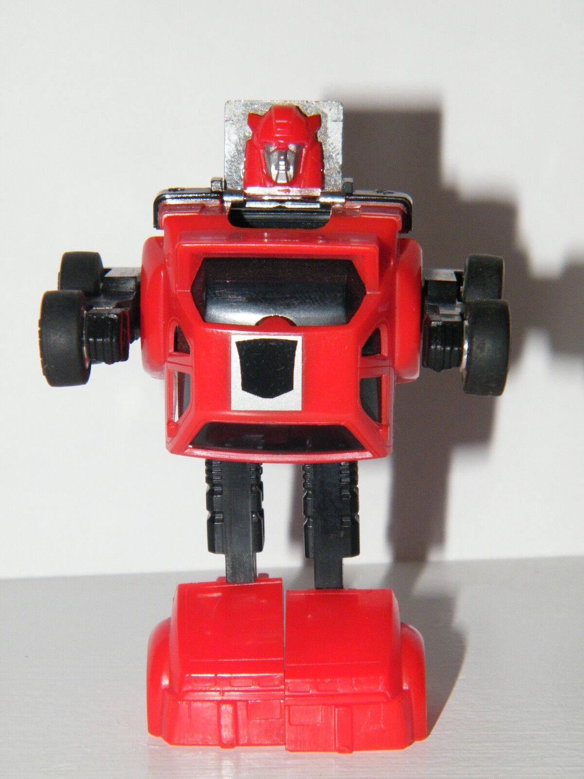 Transformers  Cliffjumper Mini-Bot - 1974-1983 Takara JAPON 1980-1984 Hasbro  service attentionné
