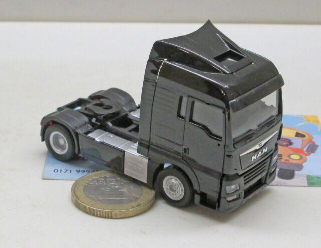 schwarz 308335-1:87 Herpa MAN TGX XLX Euro 6c Zugmaschine