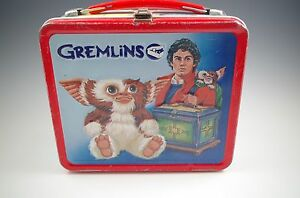 1984 GREMLINS LUNCH BOX RARE VINTAGE ALADDIN INDUSTRIES