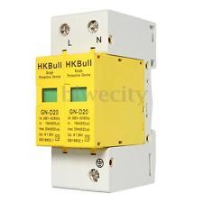 2P 10~20KA Surge Protector Device Over Voltage SPD Lightning Arrester Protection