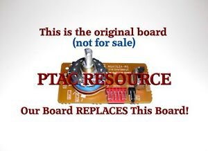 PTAC RESOURCE MAIN SWITCH SW-VZ31HSW WP28X56 1FA4B1A001900 1FA4B1A033100-0 NEW