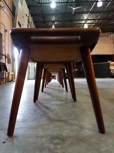 Image Is Loading Hans Wegner AP Stolen Papa Bear Chair Footstool