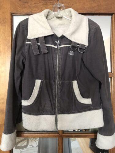coste di taglia Northface a giacca La M velluto 5TRIY