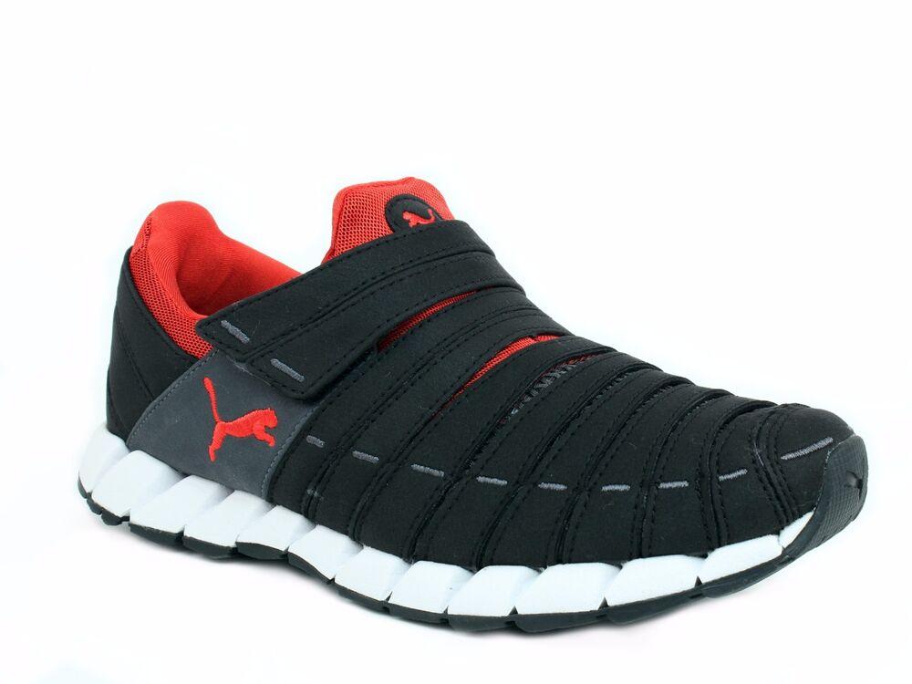 PUMA OSU NM homme fonctionnement  athlétique  chaussures Sneakers noir rouge