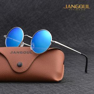 89abd2b29902 Image is loading Vintage-Polarized-John-Lennon-Sunglasses-Hippie-Retro-Round -