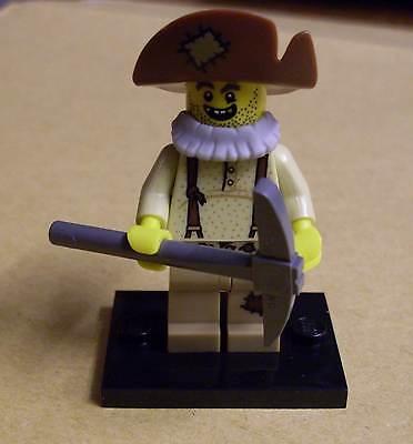 Keule Helm grau Schild Lego Figur Serie 15 Neu Collectible Minifig Ritter