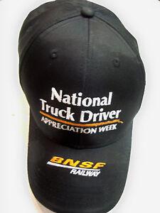 c508cfb0b3e La foto se está cargando Burlington-Santa-Fe-Bnsf-Tren-conductor-de-camion-