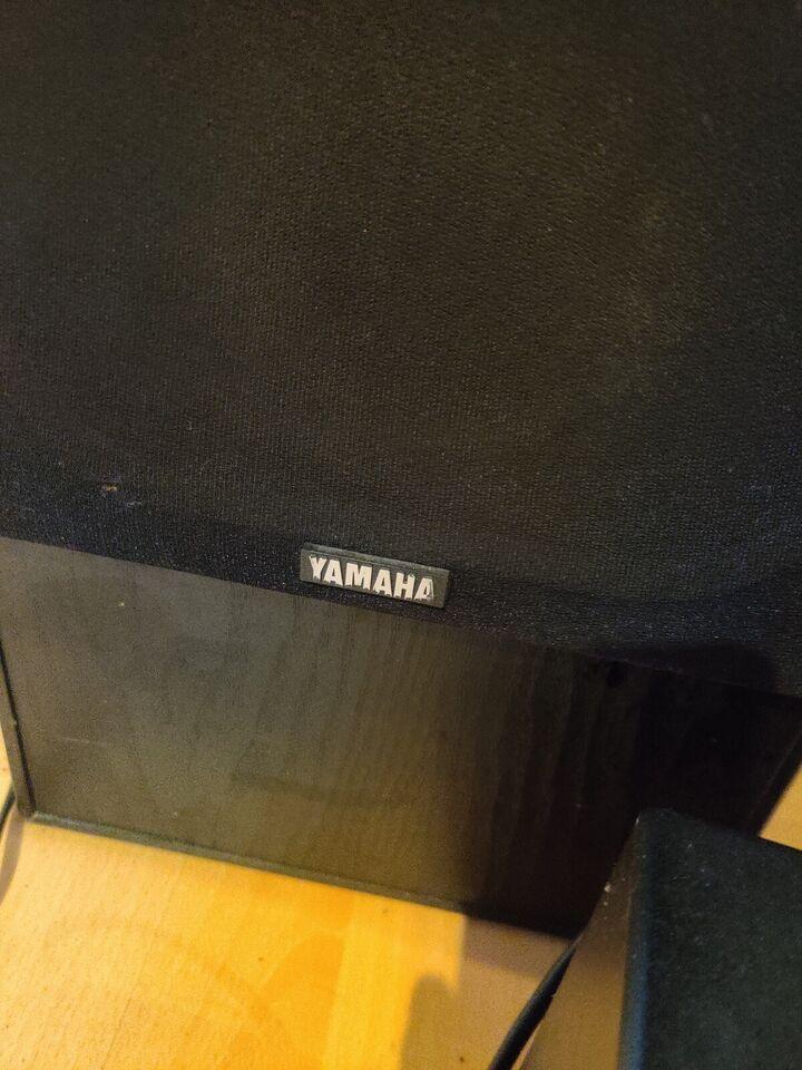 Stereoanlæg , Yamaha, God